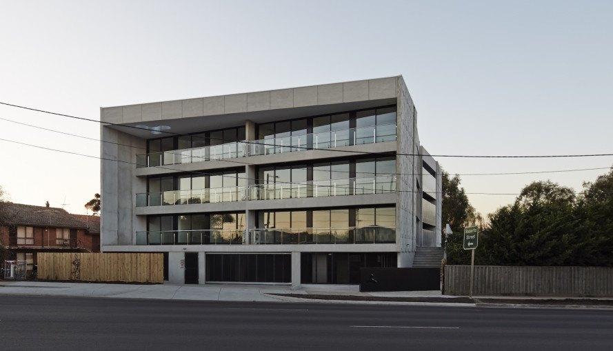Trinity Apartments by k20 Architecture  Inhabitat  Green