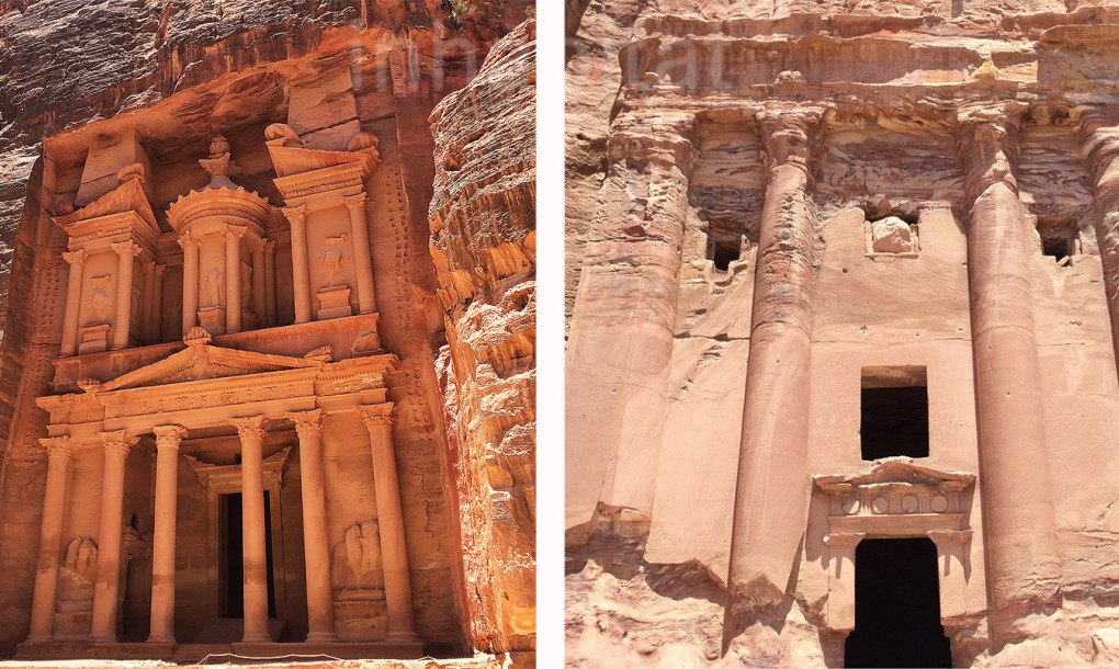 How the Nabateans built a flourishing civilization in the