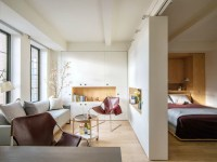 Architects outfit 400-square-foot apartment with a400 ...