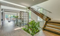 Garden Void home in Toronto boasts a beautiful multi-level ...