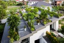 Green Roof Garden Architecture