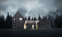 Pitched Roof Inhabitat - Green Design Innovation