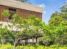 This Secret Garden House in Singapore is full of elegant ...