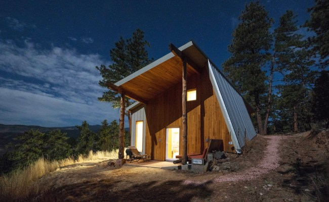 Colorado Man Builds State S Most Energy Efficient Off Grid