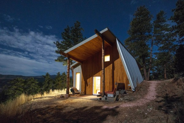Colorado Man Builds State' Energy Efficient -grid
