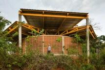 Community Center Building Design