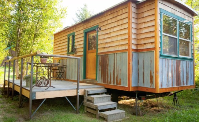 8 Inspiring Tiny Airbnb Homes For A Taste Of Living Small
