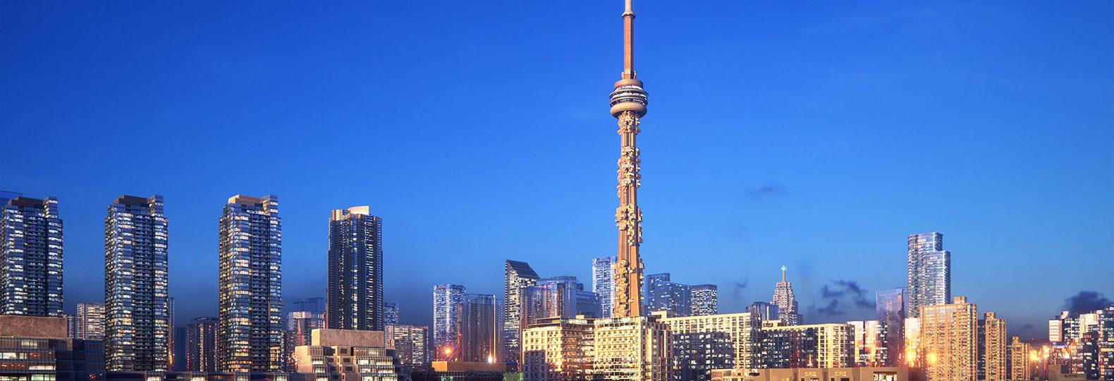 Toronto Tower Canada