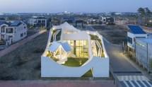 Courtyard Inhabitat - Green Design Innovation