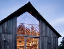 Old Barn Renovations into Homes