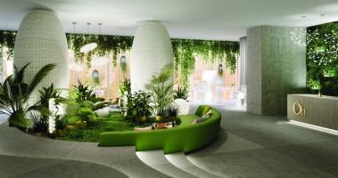 Earth, air and fire inspire deep green interior of Ecuador ...