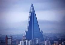 North Korea Hotel Of Doom World Largest