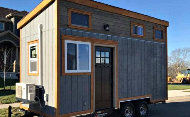 Missouri Community Is Building 50 Tiny Homes For Homeless