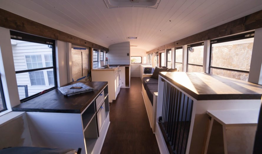 Solar Powered Home On Wheels Frees US Couple From The 9 5