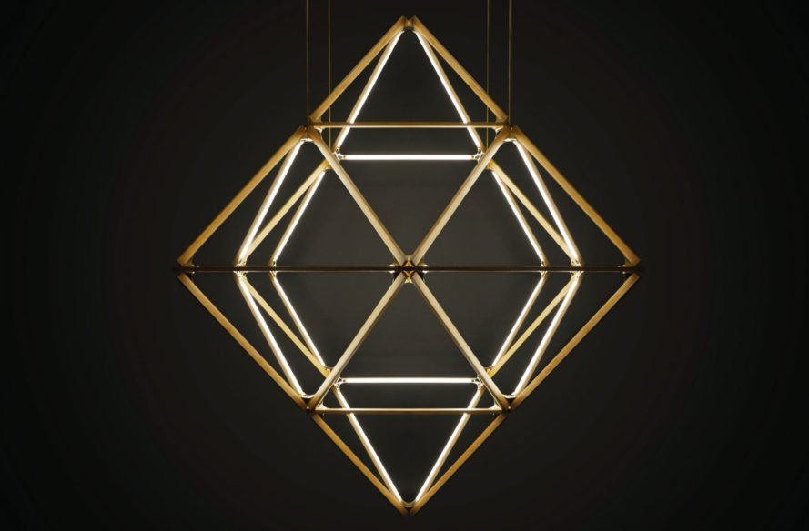 The Stickbulb Is Beautiful Modular LED Light That Is