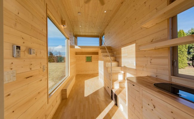 Cute Zen Tiny House Is A Steal At 49k Inhabitat Green