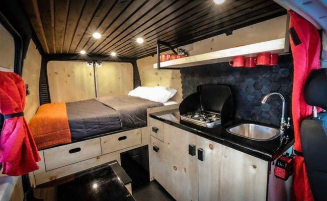 Living Out Of A Van Has Never Looked This Good Inhabitat