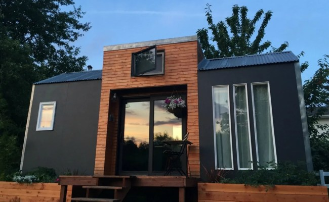 This Amazing Light Filled Tiny House Packs Big Style For