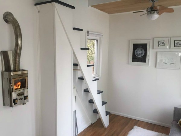 Amazing Light-filled Tiny House Packs Big Style