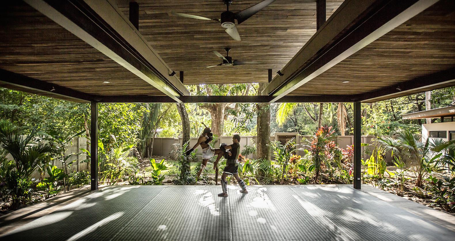 Eco Resort In Costa Rica Combines Jungle Yoga With