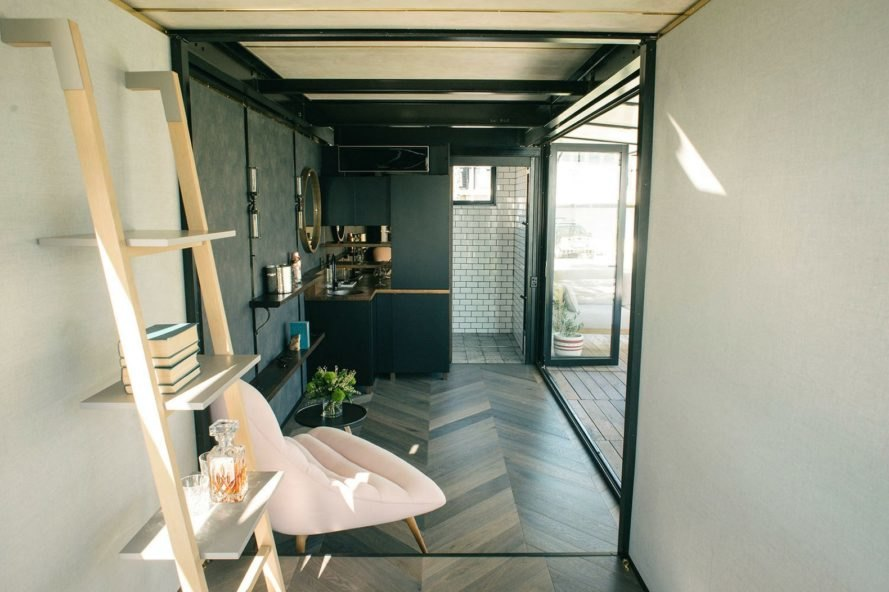 This shipping container hotel is so cool youll forget its