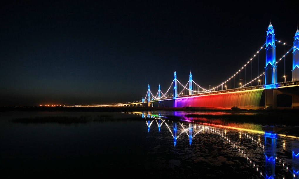 Northern Lights Lighting Effect