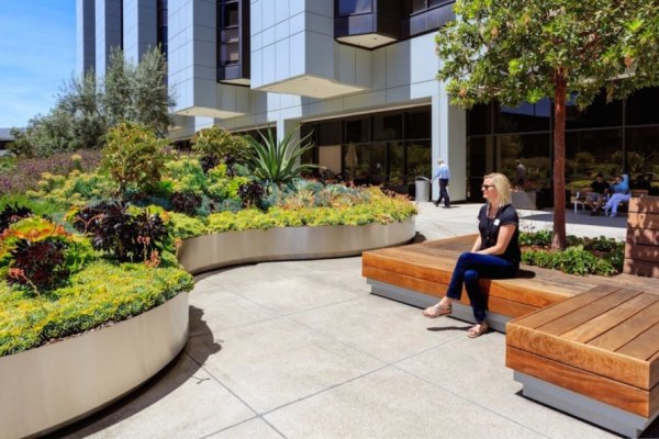 healing gardens cedars-sinai medical