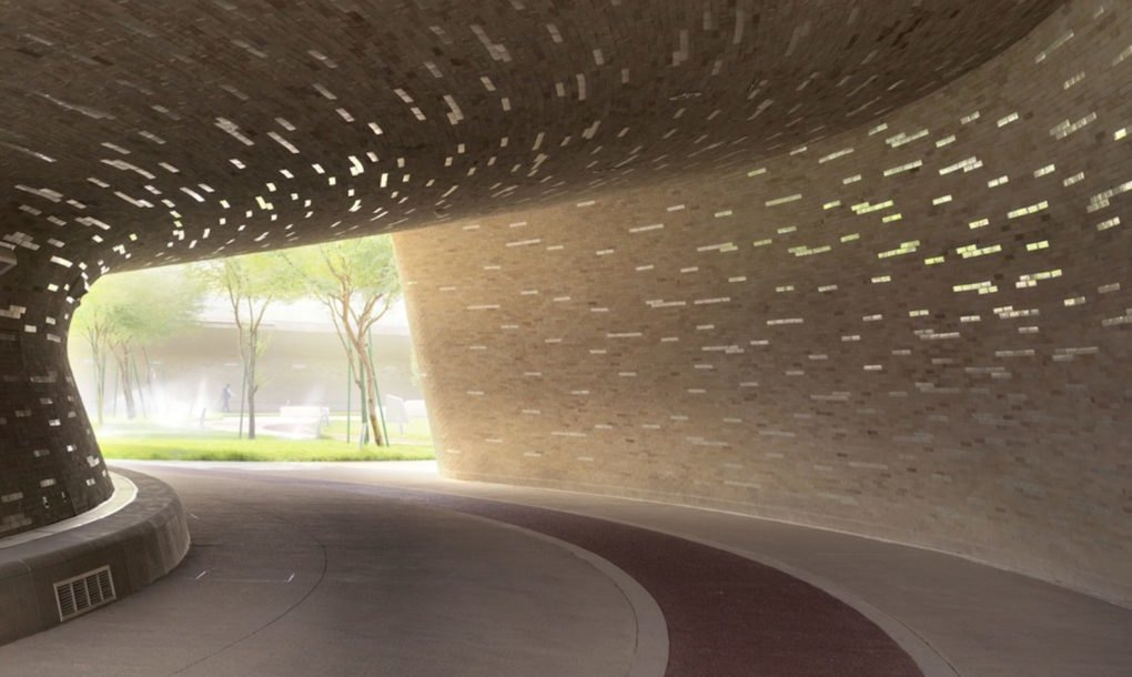 Subterranean Oxygen Park Is A Breath Of Fresh Air In The