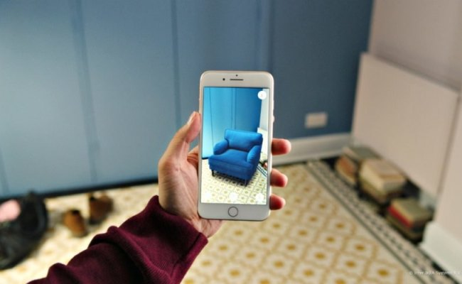 Ikea To Launch Augmented Reality App Using Apple Tech For