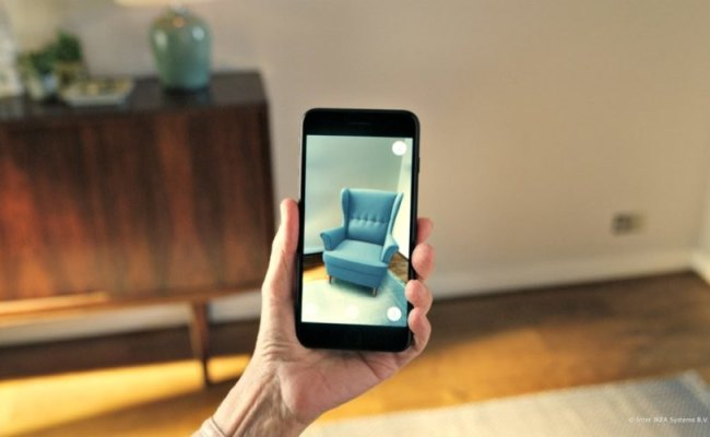 Ikea S New Augmented Reality App Could Totally Change The