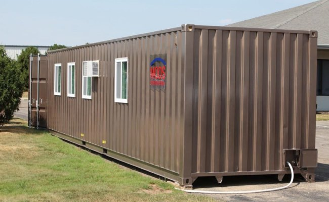 You Can Now Buy Tiny Shipping Container Homes On Amazon