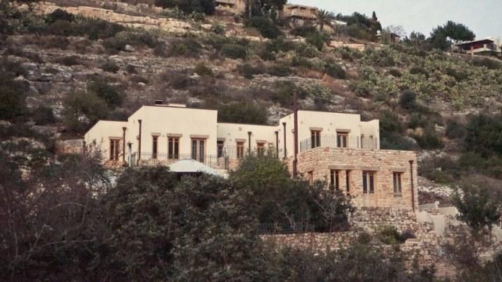 Ein Hod by Tav Group, Ein Hod hempcrete, hempcrete in Israel, hempcrete house, hempcrete architecture, hempcrete ecofriendly, Cannabis architecture