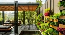 Vertical Garden Architecture