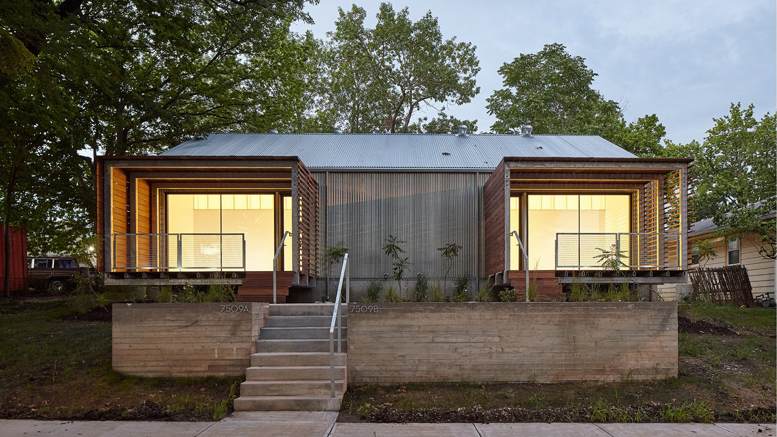 hight resolution of kansas state students built this charming affordable home for low income families
