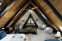 1970s -frame Cabin Transformed Light-filled Modern