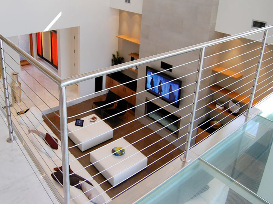 Cable Railing Expand The View In Your Favorite Spaces