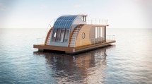 Sail In Gorgeous Nautlius Houseboat