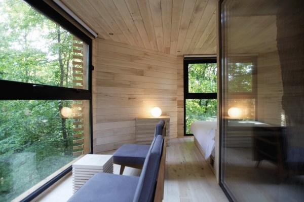 Origin Treehouse Amazing Interior