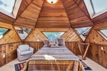 Geodesic Domes as Homes