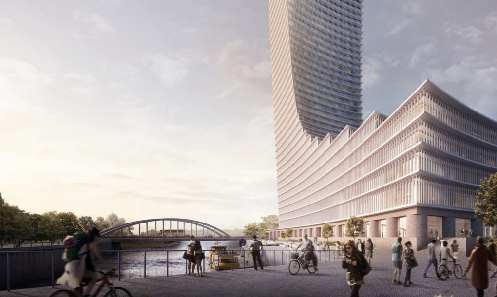 David Chipperfield Architects Reveal Designs For Hamburgs