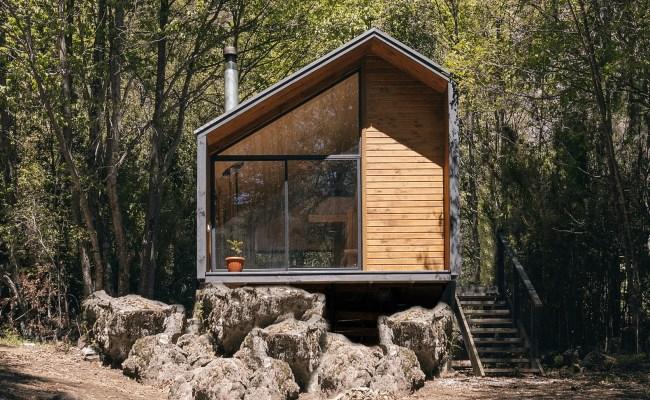 Cabin Design Inhabitat Green Design Innovation