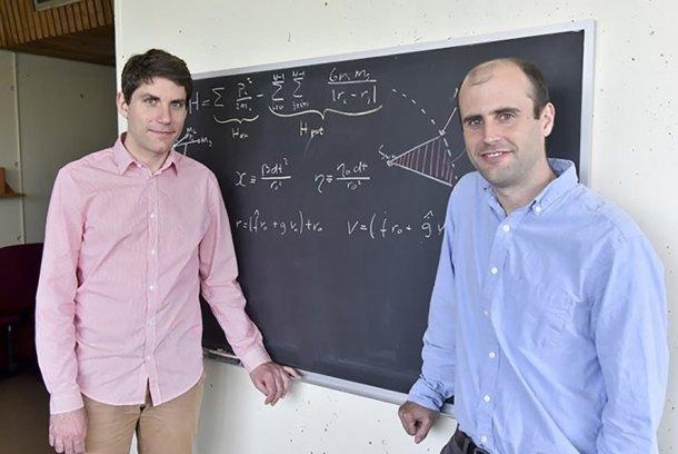 University of Toronto, Hanno Rein, Daniel Tamayo, scientists, researchers, Tesla Roadster