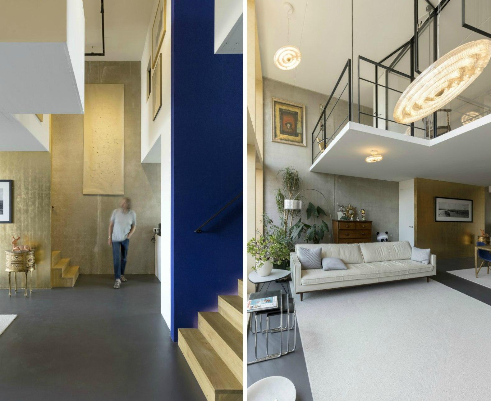 Best Kitchen Gallery: Amsterdam's Efficient Superlofts Adapt To Homeowners' Needs Over The of Efficient Home Loft Design on rachelxblog.com
