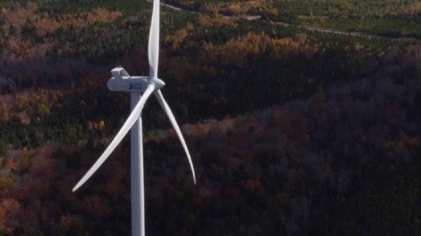 Nova Scotia, wind turbine, wind farm