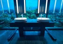 Maldives Underwater Hotel Room