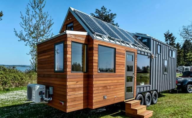 8 Tiny Homes Built Tough For Off Grid Living