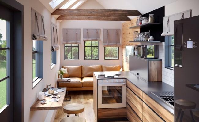Tiny Heirloom Unveils The Goose A Stunning Custom Tiny Home