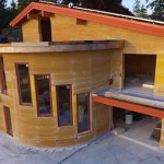 1960s Home Remodeled With Energy Efficient And Non Toxic Hempcrete