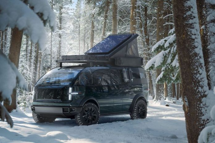 Canoo's new electric pickup truck features modular design and hidden storage | Latest News Live | Find the all top headlines, breaking news for free online April 29, 2021