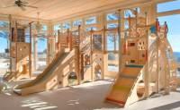 CedarWorks Rhapsody Indoor Playsets and Playhouses Bring ...